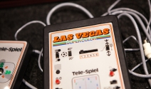 Las Vegas Super Color Tele-Spiel by Philips